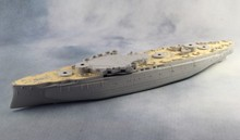 New ARTWOX Trumpeter model 05340 American Texas warship BB-35 wooden deck AW10130A blue