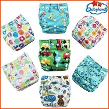 Special Price for Special County Baby Cloth Diapers Nappy 30pcs +30pcs microfiber inserts(China)