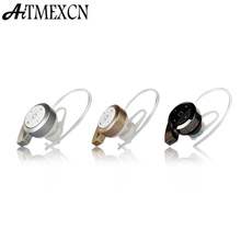 Aitmexcn Mini Wireless Bluetooth Earphones V4.0 Handsfree Headphone Stereo Headset with Mic for All Phone Music Sports Driving