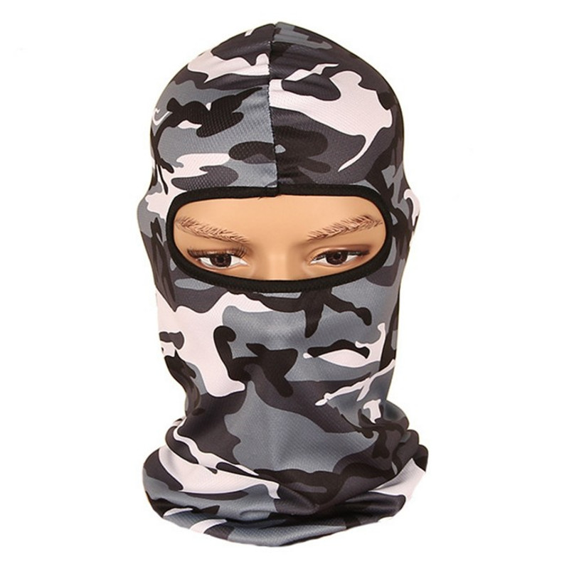 Military out door Camouflage Windproof Mask, Full Face Neck Guard Ninja Headgear Hat, Tactical protection camo MasksÎäåæäà è àêñåññóàðû<br><br><br>Aliexpress