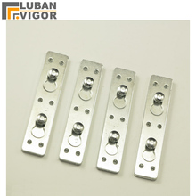 Bed latches Hinge,Furniture connectors, Furniture stealth bed buckle furniture component,home hardware(China)