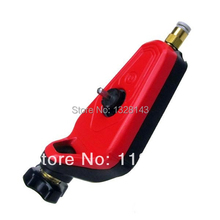 Professional Pro Neuma Style New Rotary Tattoo Machine Gun Shader Liner Pneumatic 1SET Red