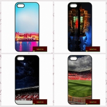 Manchester Old Trafford Cover case for iphone 4 4s 5 5s 5c 6 6s plus samsung galaxy S3 S4 mini S5 S6 Note 2 3 4  UJ2201