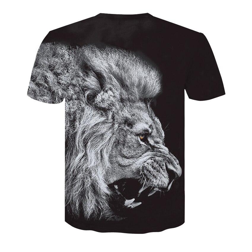 AE011-T恤短袖模版-后