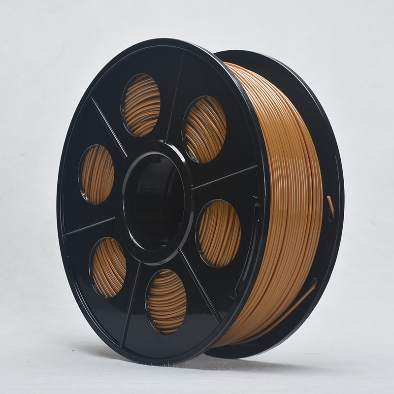 DIY 3D Printer Filament ABS 3D Printing Material 1.75mm For 3D Printer Pen With Makerbot Rearap UP Coffee Color Tolerance 0.02mm<br><br>Aliexpress