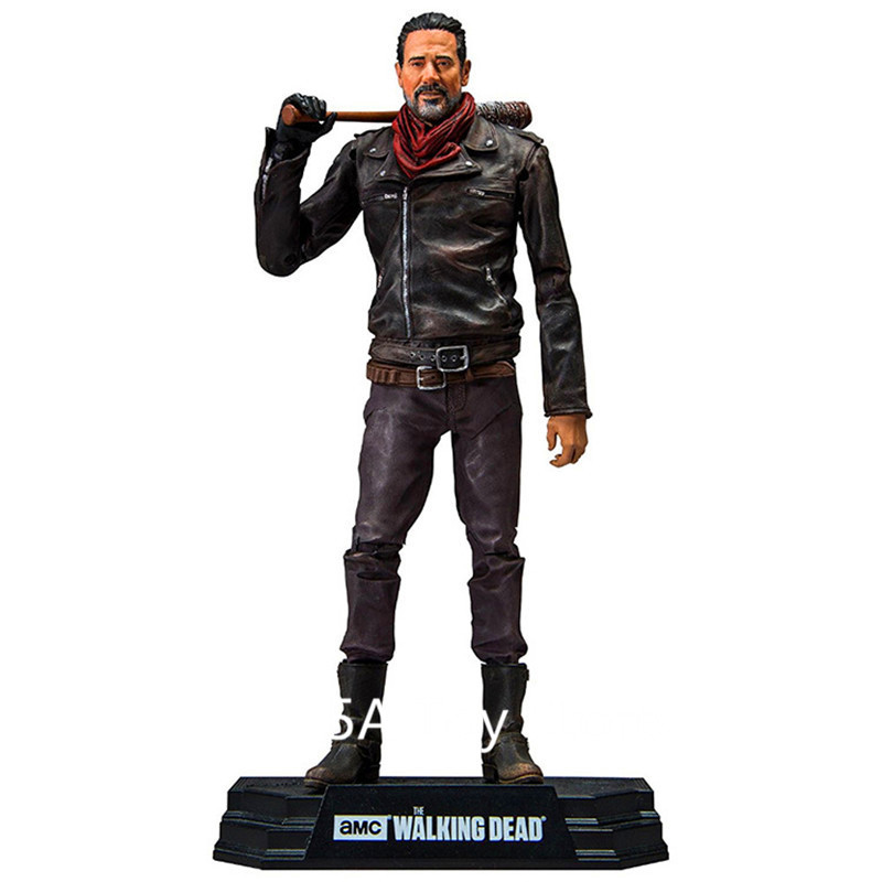 the-walking-dead-negan-Rick-Grimes-Daryl-Dixon-PVC-Action-Figure-Collectible-Model-Toy-7-18cm (1)