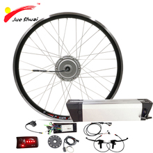 Bafang Electric Bicycle Motor 36V 250W Electric Bike Conversion Kit with Battery Front BAFANG Wheel Motor for Ebike velo trousse(China)