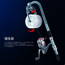 Ecooda fishing line spooler/Reel Winding Machine/Coiling device,free shipping