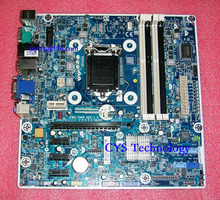 Free shipping for Genuine ProDesk 490 G1 MT PC mainboard for MS-7860 V1.0 718412-001 718772-001 chipset H87 1150 work perfect