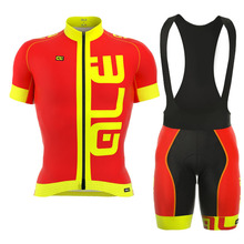 2017 ALE New Jersey beer MTB bike rider's clothes, summer clothes ciclsimo bicycle sport bike(China)