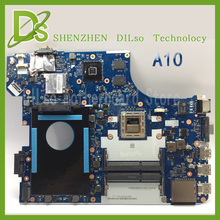 KEFU NM-A241 motherboard For Lenovo AATE1 NM-A241 laptop motherboard E555 new motherboard with cpu A10 100% tested(China)