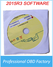 2015.03 Newest software with CD for TCS  cdp Car / Truck Diagnostic tool ONLY CD add more cars model wotk