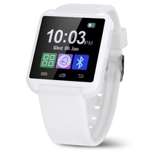 Original Bluetooth Smart Watch U8 Smartwatch U Watch for iOS iPhone Samsung Sony Huawei Xiaomi Android Phones Good pk GT08 DZ09