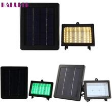 High Quality 30 LED Solar Power Lamp Light Control Security Outdoors Waterproof Lamp