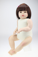 "Cloth Body for 26"" 28"" Reborn Baby Doll Kits Full Arms Legs Suit for Arianna Baby Doll Parts"