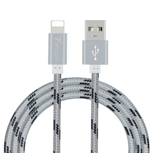 High Quality Strong 1M/2M Fast Charging 8 PIN Data Sync Charger USB Cable For iPhone 5 5s 6 6s 7 plus iPad Mobile Phone Cables