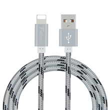 Strong 1M/2M Fast Charging 8 PIN Data Sync Charger USB Cable iPhone 5 5s 6 6s 7 plus iPad Mobile Phone Cables - Proelio authentic digital Store store