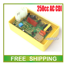 250cc high performance racing power ac cdi unit  dirt bike atv motorcycle accessories free shipping