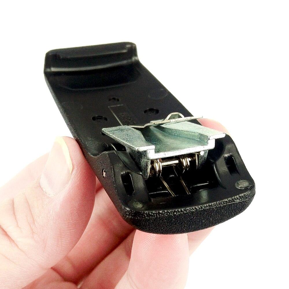 Walkie Talkie Belt Clip for Motorola P8268 11