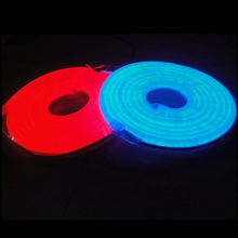Brand New DC24V Mini LED Neon flex strip in red,blue,green yellow,orange,pink,white,warm white for holiday lighting and events,