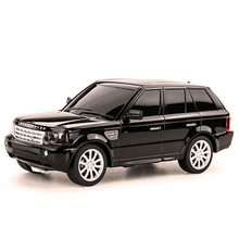 Licensed RC Car 1:24 4CH Remote Control Coches Machines On The Radio Controlled Lit Lights Range Rover Sport No Retail Box 30300(China)