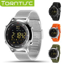 Torntisc IP67 Waterproof EX18 Smart Watch Support Call and SMS alert Pedometer Sports Activities Tracker Wristwatch Smartwatch(China)