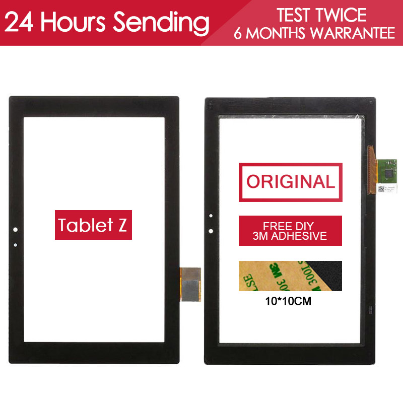 ORIGINAL Tested 10.1 inch Tablet PC Touchscreen For Sony Xperia Tablet Z Touch Screen SGP321 SGP311 SGP312 Panel Free Adhesive<br><br>Aliexpress