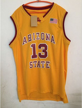YiXun SorryNam Arizona State Sun Devils 13 James Harden jerseys cheap movie Basketball Jersey Embroidery sewing size:S-3XL