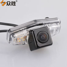 for Honda Accord Civic Europe Pilot Odyssey Car Rear View Camera for Acura TSX Auto Backup Reverse Parking Rearview Camera 8145(China)