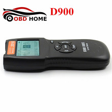 High Quality D900 OBD2 Scanner Tool Universal Car Engine Fault Diagnostic Scanner Code Reader OBDII EOBD CANBUS 2016 Version