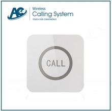 Hospital nurse calling system touching type call button C520