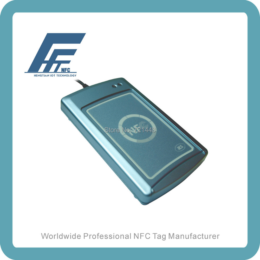ACR122S Serial NFC Reader NFC Contactless Smart Card Reader<br><br>Aliexpress