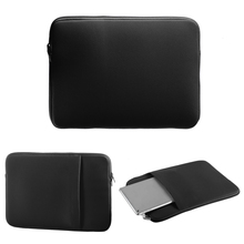 Breathable Notebook Laptop Sleeve Case Computer Netbook Bag Shockproof Carry Bags 3 Color For Macbook 11/13/15 Inch Hot Sale