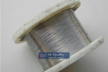 Fine and Soft 0.8MM Dia Bright Single 304 Stainless Steel Wire Rod (Any quantity of 0.1MM-0.8MM wire OK)