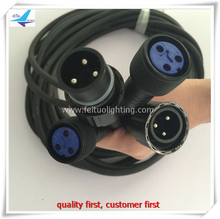A-20/lot 3Meter IP65 Power extension cable for Outdoor Led Par Light