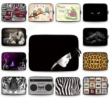 Laptop Bag Sleeve Soft Neoprene 9.7 10 12 13 14 15 15.6 17 17.3 13.3 Universal Tablet Bag Case Notebook Computer Cover Pouch