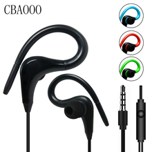Earphone Bass Headset with Microphone for Mobile Phones iPhone Stereo Earbuds Earpods Air