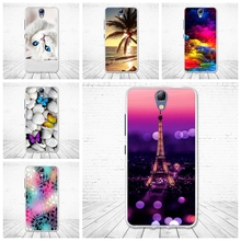 Case For Lenovo Vibe S1 Lite Cover Soft Silicone Fundas For Lenovo s1 lite 5.0'' Painting Phone Cases for Lenovo Vibe S1 Funda