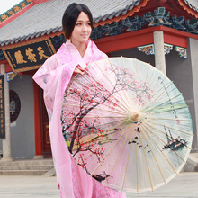 The intangible cultural heritage Chinese traditional crafts classical paper umbrella shooting props(China)