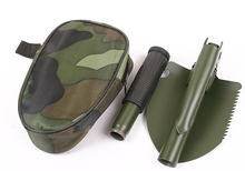 Multifunctional shovel, outdoor camping supplies folding shovel equipment Multi-Tool