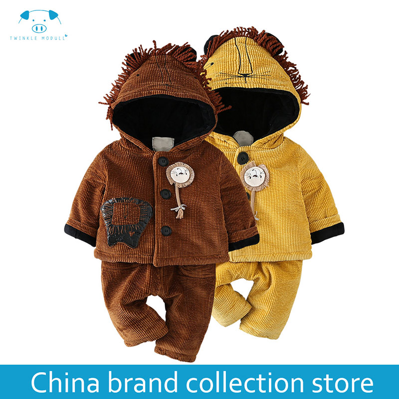 winter rompers newborn boy girl clothes set baby fashion infant baby brand products clothing bebe newborn romper MD170D134<br>