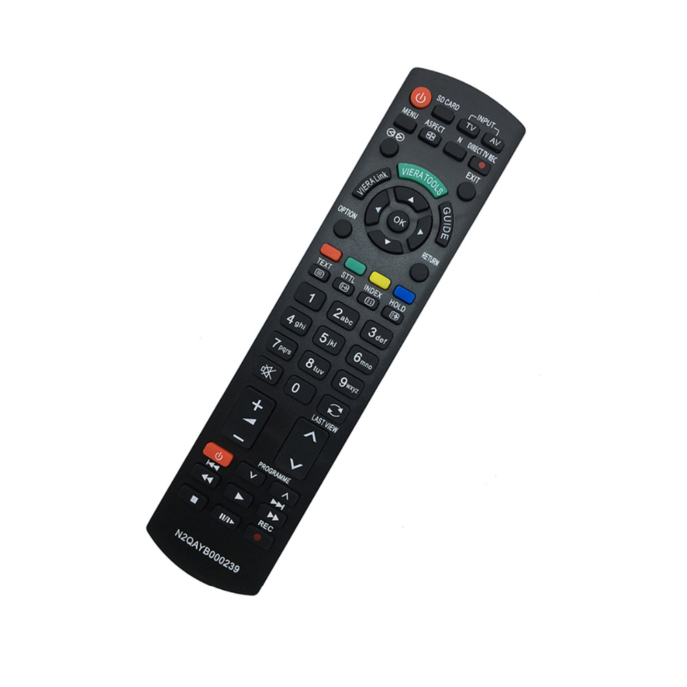 Replacement Remote Control For Panasonic TX-26LXD80