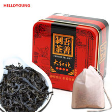 C-HC010 High-grade Dahongpao Oolong tea China Da hong pao black tea advanced organic Chinese diet gift box packing green food