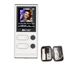 Original New Mp3 Player 8GB HIFI Sound Music Player Sport Support FM Radio/Video/Recording etc and free Box Earphone