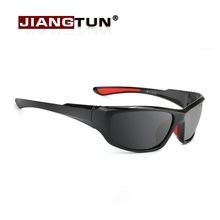 JIANGTUN New Fashion Polarized Sunglasses Men Women Brand Designer Sporting Sun Glasses Eyewear Rubber Legs Oculos