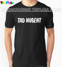 2017 Promotion Rushed Fashion No Teeplaza Custom T Shirt Design Short Sleeve Men Printing Tad Nugent That '70s Show Crew Neck(China)