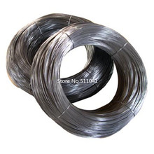 Ti Titanium Hanger Wire CP-2 Gr2 Grade 2 titanium Wire diameter 1.0mm 5kg wholesale price Paypal is available(China)