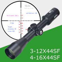 MonarchMagical 4-16X44 SF Hunting Riflescope Mil-dot Wire Reticle Tactical Optical Sight Side Parallax Tactical Rifle Scope(China)