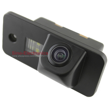 CCD Rearview Camera for Audi A3/A4/A6/A8/Allroad/Q7 Reverse camera Backup camera Waterproof HD Night vision Parking line display