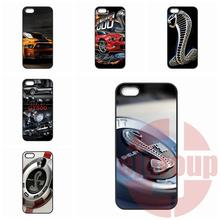 For Apple iPhone 7 Plus For Huawei Honor 5C 5X 7 V8 P9 Lite Nexus 6P Ford Mustang Shelby GT500 Cell Phone